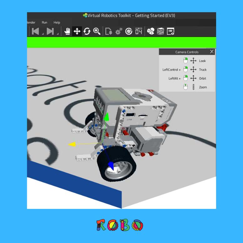 Virtual Robotics Toolkit Tutorial