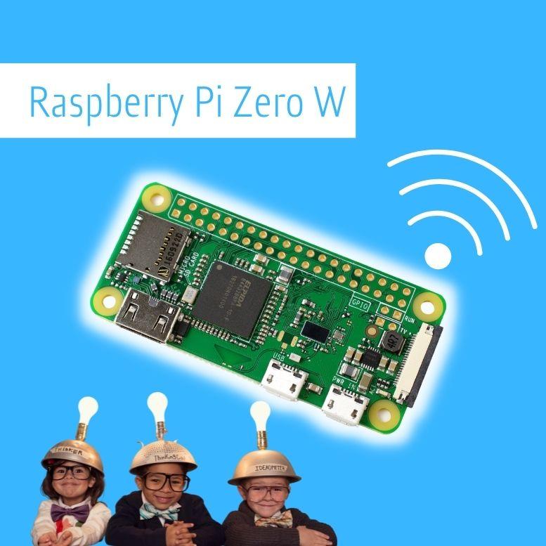 Raspberry Pi Zero W deutsch