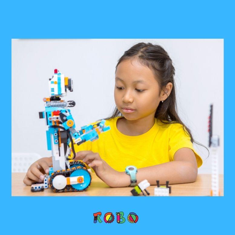 Lego WeDo ist die einfachste Programmiersprache für Kinder.