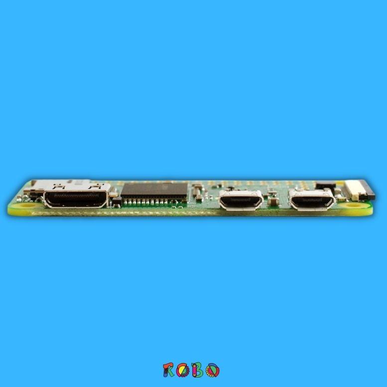 """Der Raspberry Pi Zero W ist ein unglaublich günstiger und kleiner Computer. Das besondere ist sein integriertes WiFi-Modul. Deswegen auch """"W"""" - für wireless (engl. Übersetzung für kabellos)."""