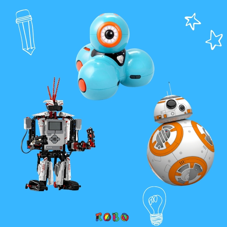 Möchten Kinder selber Robotik lernen, stehen ihnen eine Vielzahl von Programmierrobotern zur Verfügung.  Hier ist eine Aufzählung der besten Roboter für Kinder