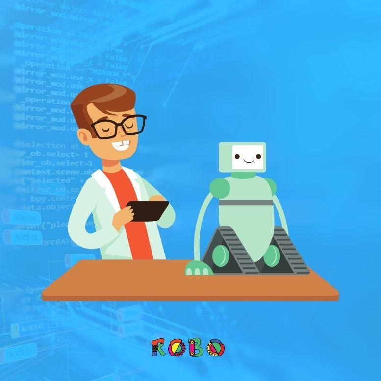 Kinder die frühzeitig Programmieren lernen, fördern berufs-und zukunftsrelevante Kompetenzen.