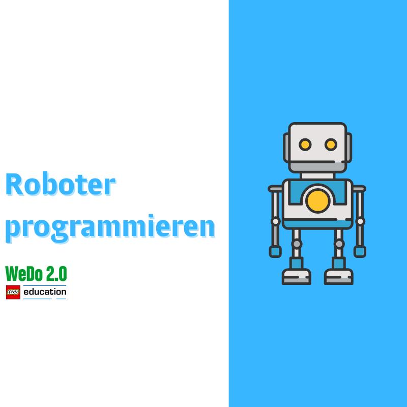 Lego Roboter programmieren