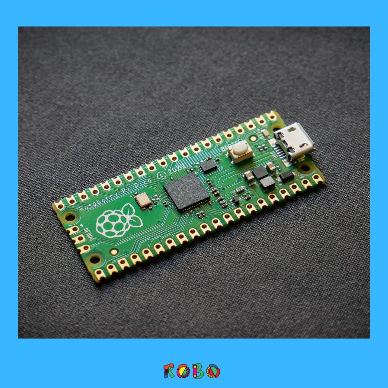 Mit der Einführung des Raspberry Pi Pico gab es noch nie einen besseren Zeitpunkt, um Programmieren mit einem Mikrocontroller zu lernen.