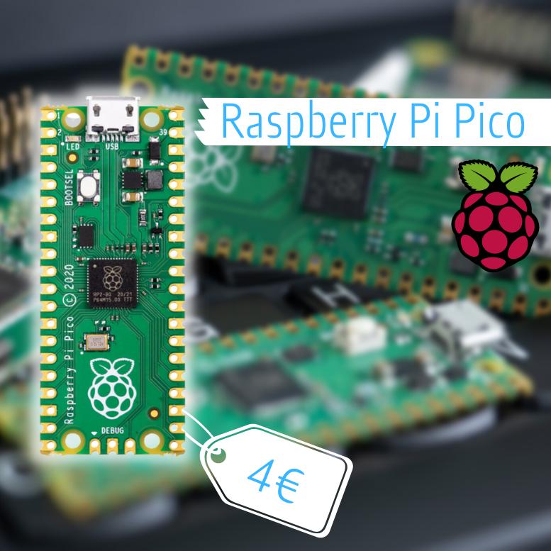 Programmieren lernen mit Raspberry Pi Pico