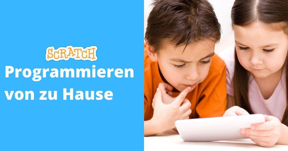 Programmieren lernen für Kinder zu Hause
