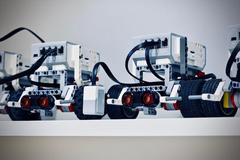 Kostenloser Lego Mindstorms kurs